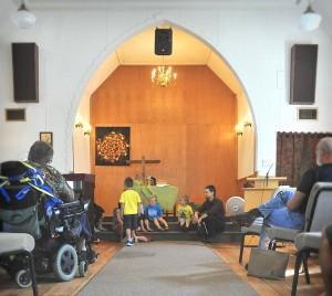 Covenant-sanctuary